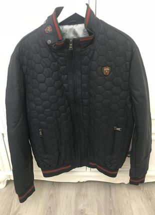 Мужская куртка gucci