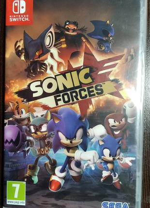Sonic Forces \ Switch