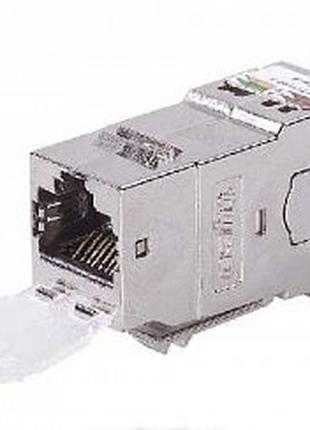 Шара! Модульное гнездо AMP-TWIST-6S SL кат.6 XG 10Gigabit б/у