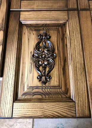 Мебельный фасад из дерева
