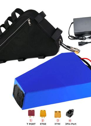 Батарея, аккумулятор для электровелосипеда, 36v 48v 60v 72v