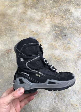 Ботинки зимние lowa gore-tex