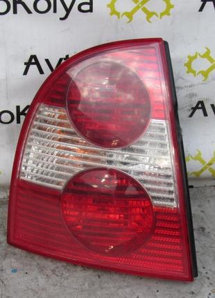 Фонарь задний левый VW Passat B5 1996-2005 (Седан 3B5945095AE)