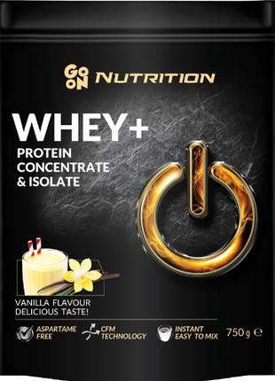 Сывороточный протеин  Whey+ Protein Concentrate & Isolate 750 г