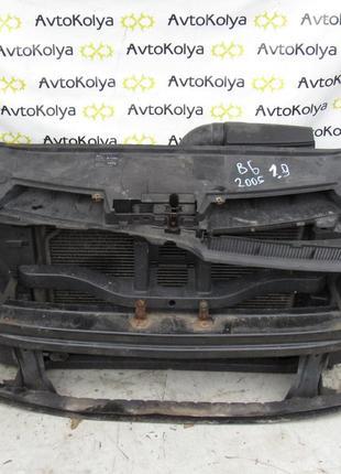 Система охлаждения в сборе VW Passat B6 2.0 tdi 2005-2010
