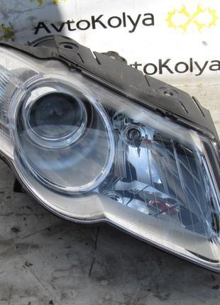 Фара правая VW Passat B6 2005-2010