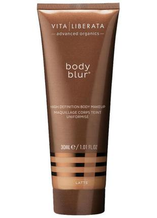 Автозагар для тела vita liberata body blur instant hd skin fin...