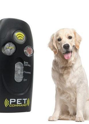 Ультразвуковой прибор для дрессировки собак Pet Command Traini...