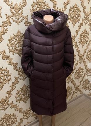 Женский пуховик куртка пальто) зима)размер 48;50;52;54;56;58