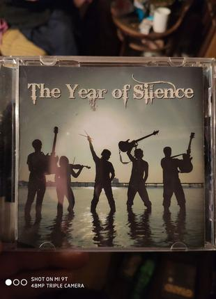CD The Year of Silence 2010-11г