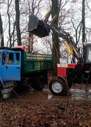 Вывоз мусора камаз зил уборка снега в ручную Разнорабочие, Грузчи