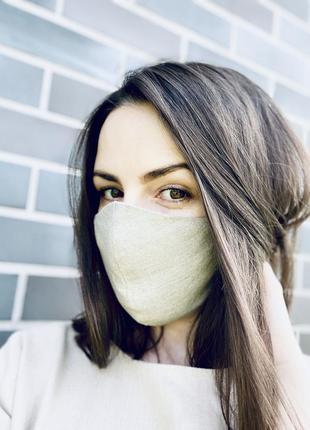 Льняная маска (набор 3 шт)