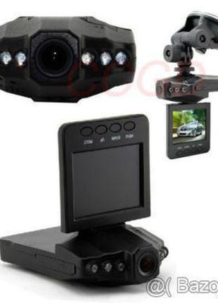 Видеорегистратор DVR-027 HD (H-198) 1280×720 регистратор Черный