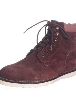 Замшевые ботинки casual by gemo stiefel