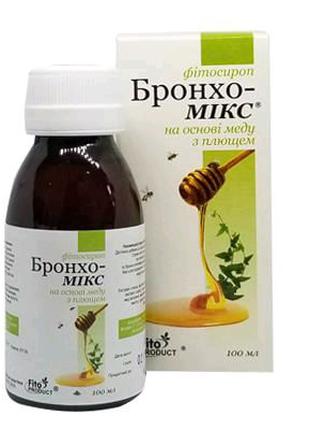 Бронхо-микс сироп от кашля
