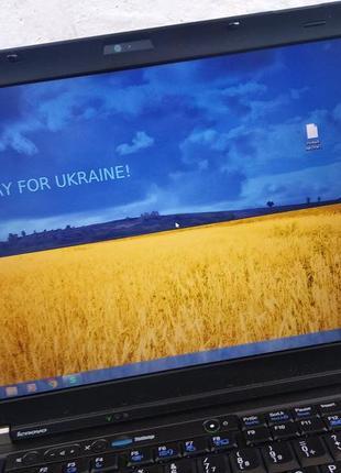 Lenovo ThinkPad T410 i5 2,4GHz 4Gb 320Gb 1440x900 стан нового