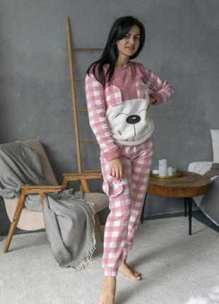 Пижама на флисе