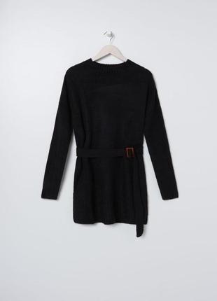Акция джемпер, свитер с поясом