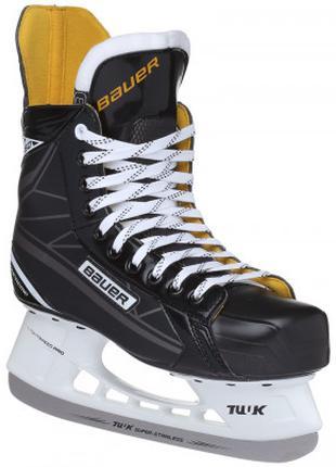 Хокейні ковзани Bauer Supreme S150 Jun / хоккейные коньки