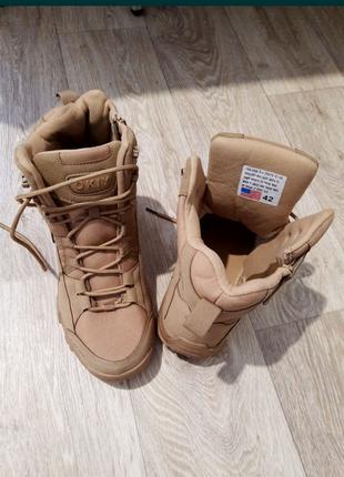 Тактические берцы, ботинки
