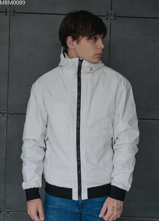 Куртка staff wesper white