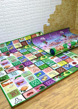 Детский коврик , развивающий коврик, игровой коврик.