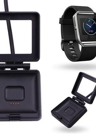 Зарядка для фитнес браслета usb Fitbit BLAZE шнур зарядное