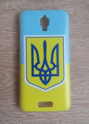 #розвантажуюсь чехол для смартфона, essence lenovo s660, flag ...
