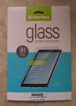 Защитное стекло для планшета colorway samsung galaxy tab a 10....
