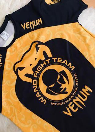 Тренувальна сорочка Venum Wand Fight Team M 10/10 2013