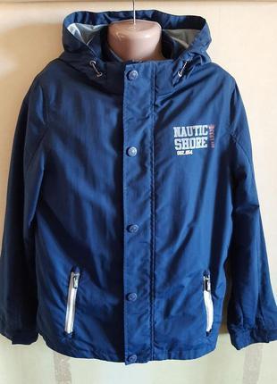 Подростковая осенняя куртка-ветровка c&a демисезонная