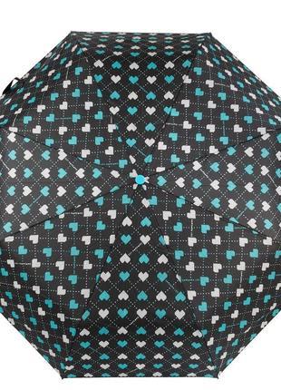 Зонт женский механический barbara vee стильной расцветки
