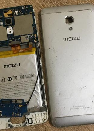 Meizu M5s разборка