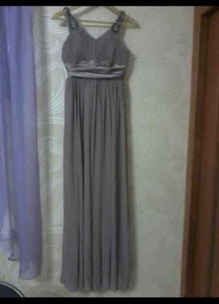 Очень красивое, элегантное вечернее платье на выпускной, в рес...