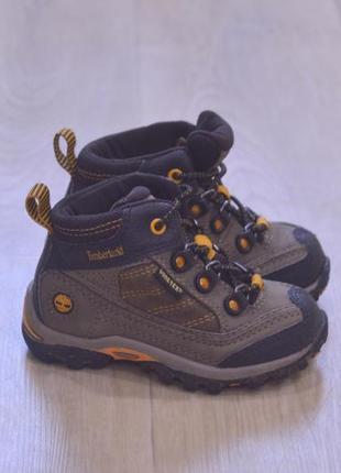 Timberland детские ботинки оригинал осень зима