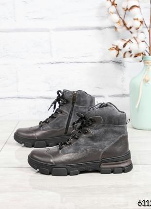 """Зимние ботинки в стиле """"унисекс"""""""