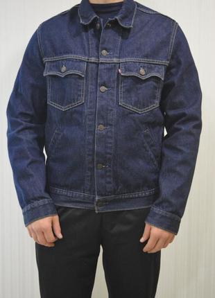 Levis мужская джинсовая куртка оригинал