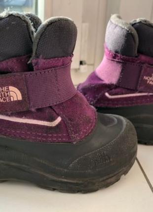 Ботинки детские зимние The North Face