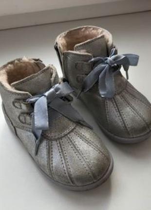 Ботинки детские зимние UGG