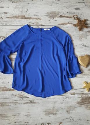 Блузка длинным рукавом