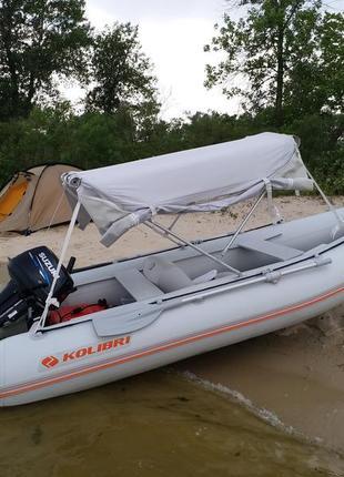 ПродамНовую лодку Колибри 360