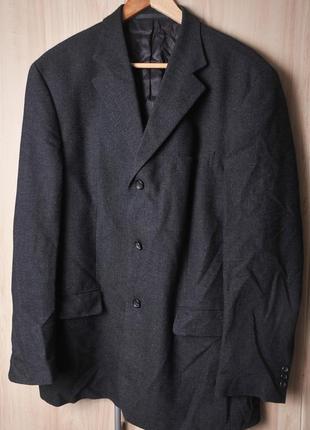 Полу шерстяной классический пиджак windsor 👍