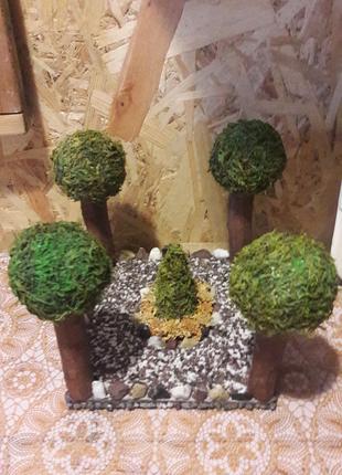 Декоративна клумба