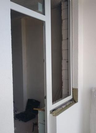 Металлопластиковое окно и дверь НОВЫЙ