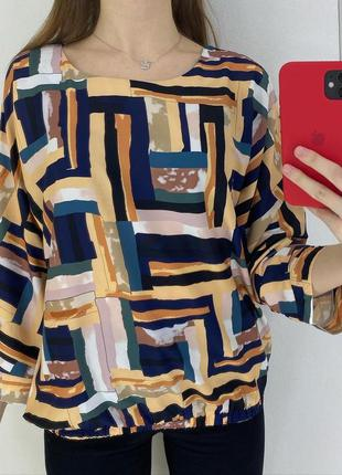 Блуза камуфляж