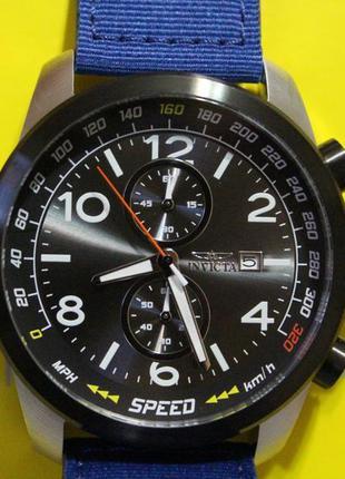 Мужские часы invicta 30734 aviator оригинал