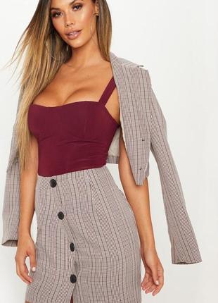 👑♥️final sale 2019 ♥️👑   блуза с декольте