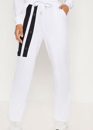 👑♥️final sale 2019 ♥️👑   спортивные штаны с полосками