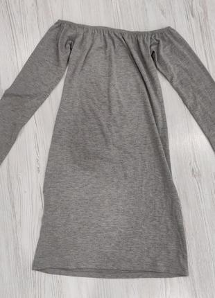 Ликвидация товара 🔥   трикотажное спортивное платье с открытым...