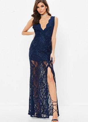 👑♥️final sale 2019 ♥️👑   кружевоное платье с декольте и вырезо...